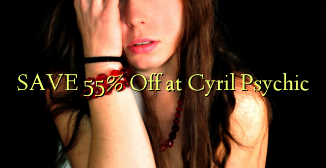 SAA 55% Ondoka kwa Cyril Psychic