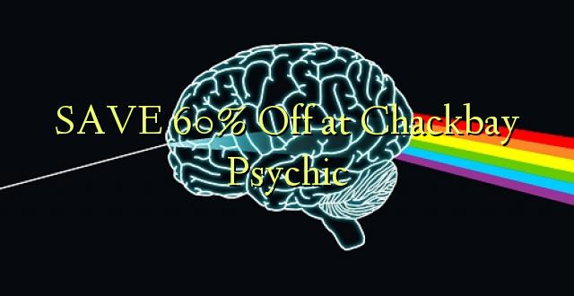 SAVE 60% Ondoa kwenye Chackbay Psychic