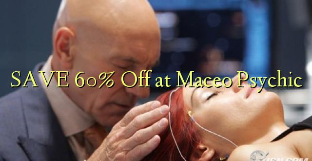 SAA 60% Off at Maceo Psychic