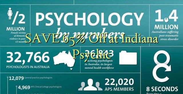 SAA 65% Off at Indiana Psychic