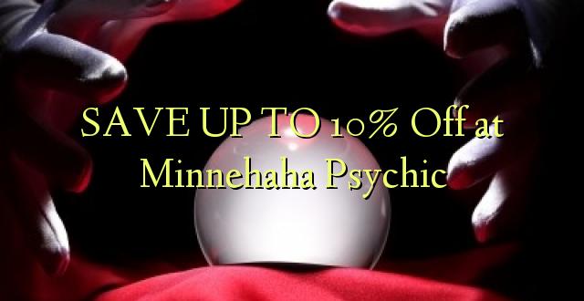 BONYEZA KWA 10% Off at Minnehaha Psychic