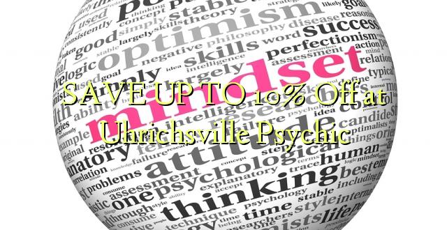 BONYEZA KWA 10% Ondoka huko Uhrichsville Psychic