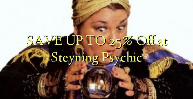 Hifadhi hadi 25% Off at Steyning Psychic