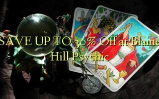 SPAR OP TIL 30% Off ved Blaine Hill Psychic