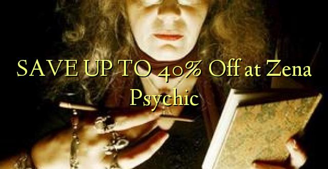 SAVE UP TO 40% Toka kwenye Zena Psychic