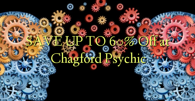 SAVE UP TO 60% Omba kwenye Chagford Psychic