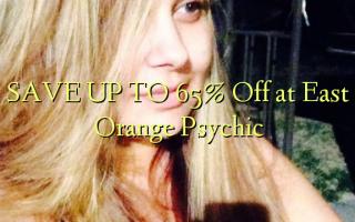 SPAR OP TIL 65% Off på East Orange Psychic
