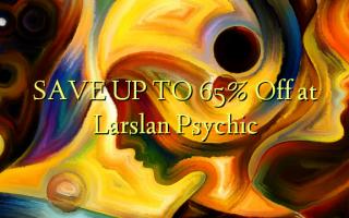 SPAR OP TIL 65% Off ved Larslan Psychic