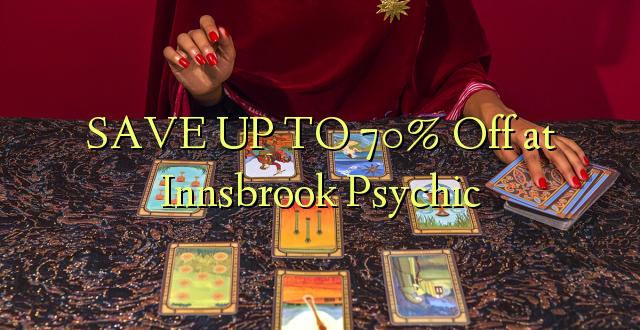 BONYEZA KWA 70% Off at Innsbrook Psychic