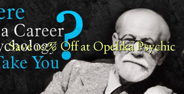 Okoa 10% Off katika Opelika Psychic