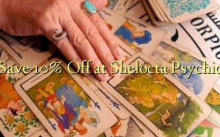 Gem 10% Off ved Shelocta Psychic