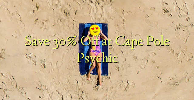 Okoa 30% Off at Cape Pole Psychic