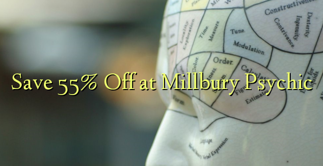 Okoa 55% Off at Millbury Psychic