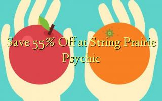 Gem 55% Off ved String Prairie Psychic