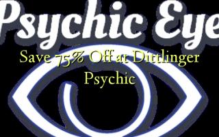 Gem 75% Off på Dittlinger Psychic
