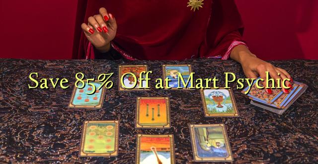 Okoa 85% Off katika Mart Psychic