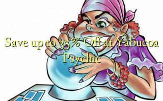 Gem op til 35% Off ved Yabucoa Psychic
