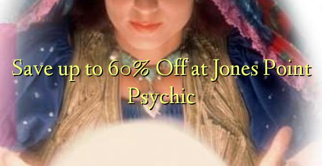 Okoa hadi 60% Okoa kwa Jones Point Psychic
