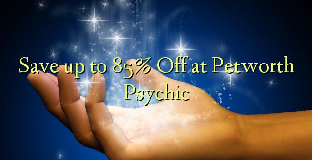 Okoa hadi 85% Okoa kwa Patworth Psychic