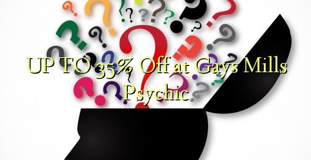 Hadi 35% Off saa Mashoga Psychic Psychic