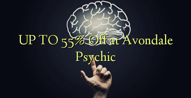 Hadi 55% iko katika Avondale Psychic
