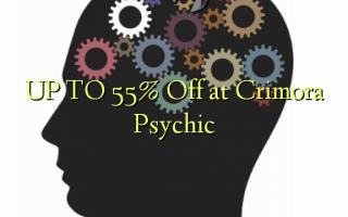 OP TIL 55% Off på Crimora Psychic