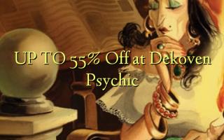 UP TO 55% Toa kwenye Dekoven Psychic