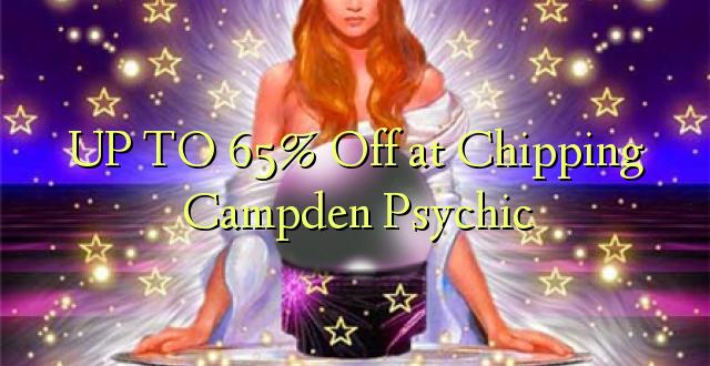 Hadi 65% iko kwenye Chipping Campden Psychic