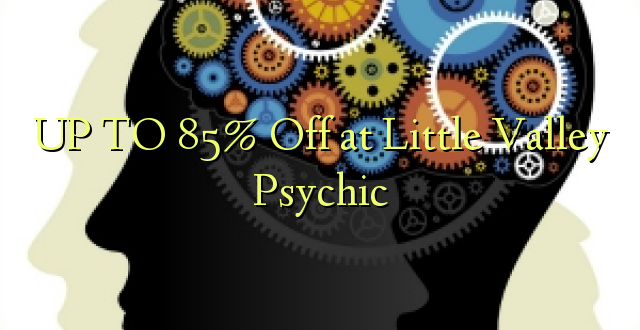 Hadi 85% iko katika Little Valley Psychic