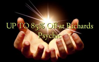 OP TIL 85% Off på Richards Psychic