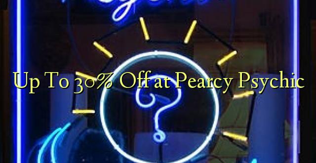 Hadi 30% Off saa Pearcy Psychic