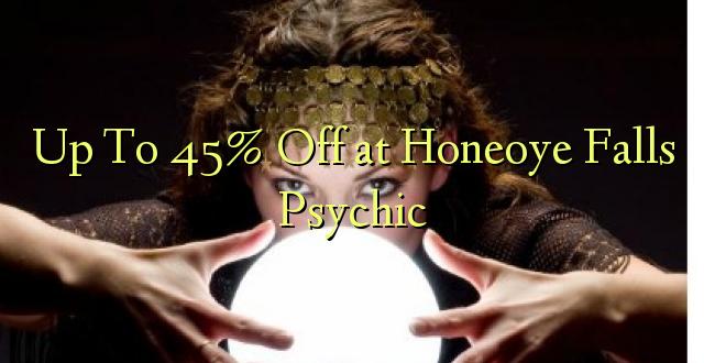 Hadi 45% iko katika Honeoye Falls Psychic