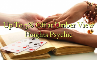 Op til 5% Off ved Umber View Heights Psychic