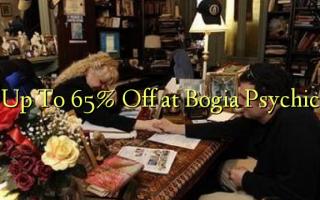 Op til 65% Off ved Bogia Psychic