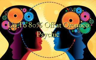 Op til 80% Off på Oronoco Psychic