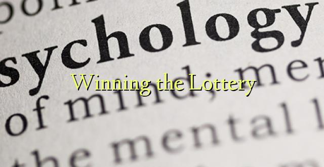 Ushindi wa Lottery