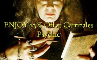 Nyd 15% Off på Carrizales Psychic