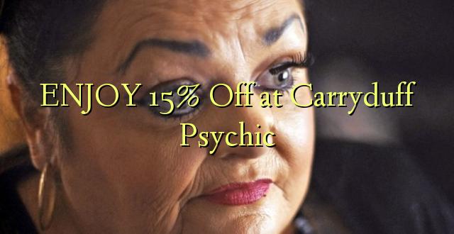 Furahia 15% Toa kwenye Carryduff Psychic