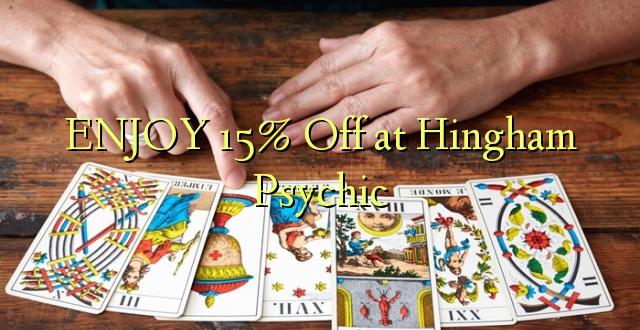 ENJOY 15% iko huko Hingham Psychic