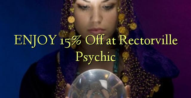 ENJOY 15% iko huko Rectorville Psychic