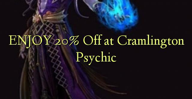 Furahia 20% Toka kwenye Cramlington Psychic