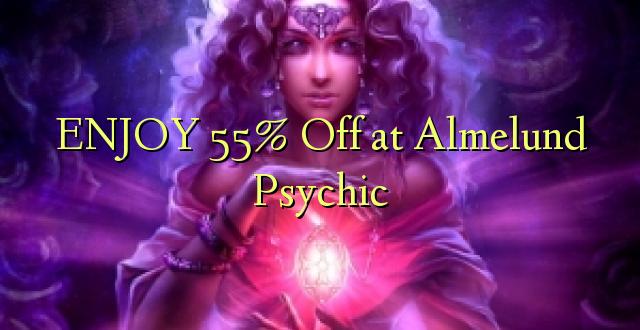 ENJOY 55% Off at Almelund Psychic