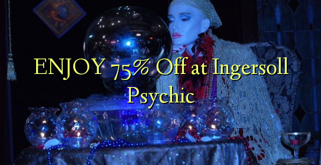 ENJOY 75% In Inolloll Psychic