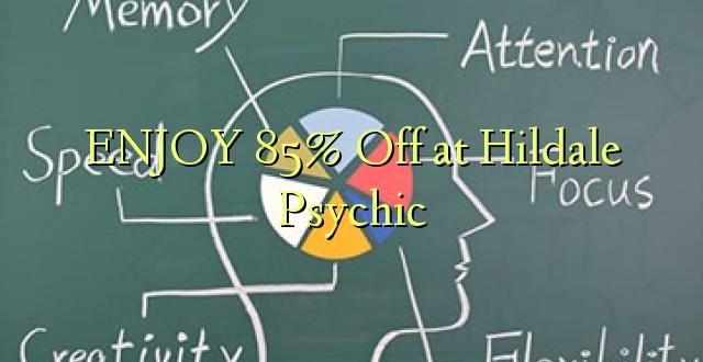 ENJOY 85% Off at Hildale Psychic