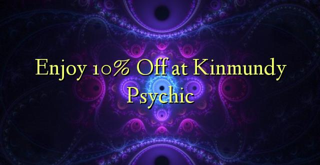 Furahiya 10% Off huko Kinmundy Psychic
