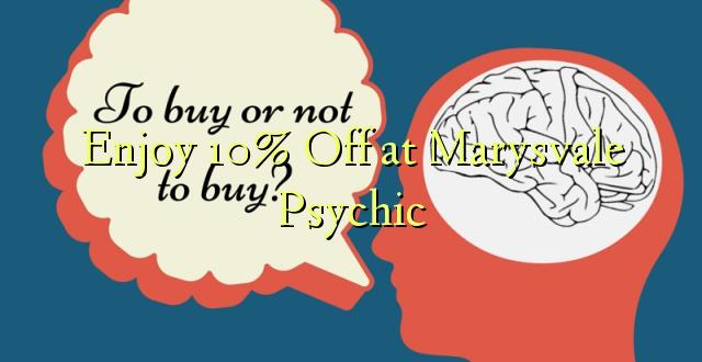 Furahiya 10% Off at Marysvale Psychic
