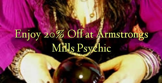 Furahiya 20% Off at Armstrongs Mills Psychic