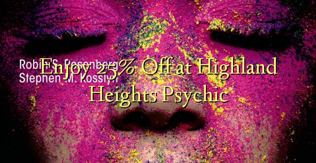 Furahiya 25% Off at Highland Heights Psychic