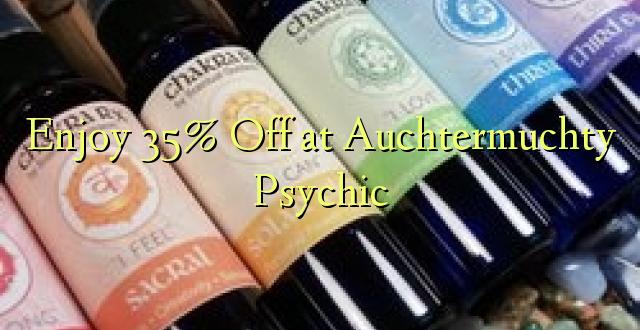 Enjoy 35% Off pie Auchtermuchty Psychic