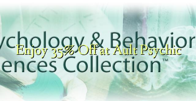 Furahiya 35% Off at Ault Psychic
